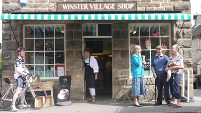 Photo of Winster Village Shop in Derbyshire
