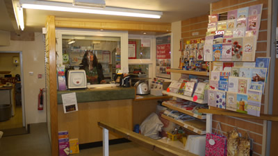 Photo of Winster Post Office in Derbyshire